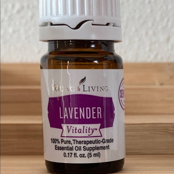 Young Living Lavender Essential Oil Vitality 5ml